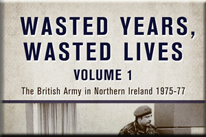 Wasted Years, Wasted Lives Vo1 by Ken Wharton