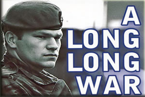 A Long Long War by Ken Wharton