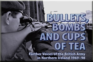 Bullets, Bombs and Cups of Tea by Ken Wharton