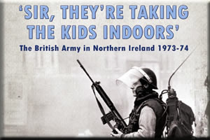 Sir, They're Taking the Kids Indoors by Ken wharton