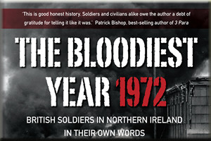 The Bloodiest Year 1972 by Ken Wharton
