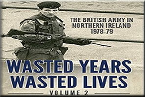 Wasted Years, Wasted Lives Vol2 by Ken Wharton